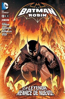Batman y Robin. Nuevo Universo DC #4