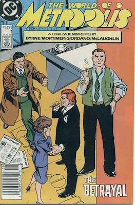 The World of Metropolis (1988) (Comic Book) #1