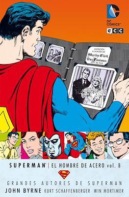 Grandes Autores de Superman: John Byrne (Cartoné 232 pp) #8