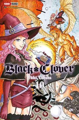 Black Clover (Rústica) #10