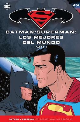 Batman y Superman. Colección Novelas Gráficas (Cartoné) #50
