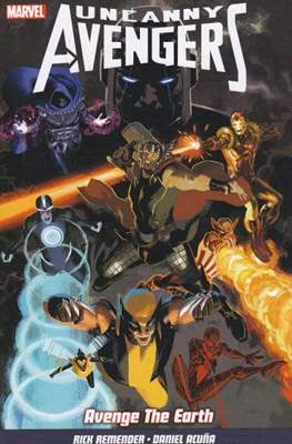 Uncanny Avengers (Softcover) #4