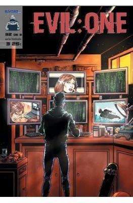 Evil: One - Hacking & Aventuras (Grapa) #2
