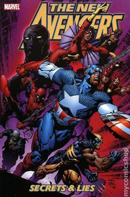 The New Avengers Vol. 1 (2005-2010) (Softcover) #3