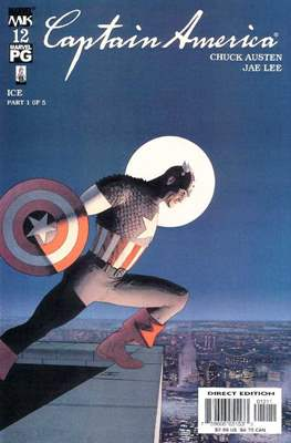 Captain America Vol. 4 (Comic Book) #12