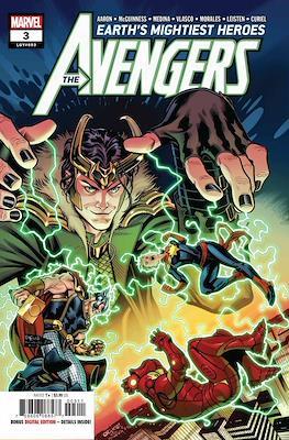 The Avengers Vol. 8 (2018-...) #3