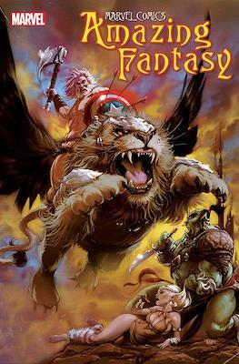 Amazing Fantasy Vol. 3 (2021)