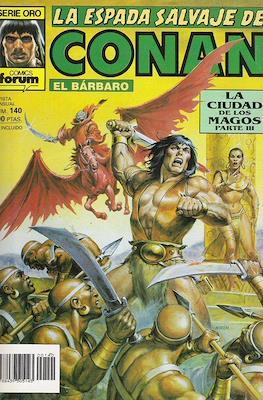 La Espada Salvaje de Conan. Vol 1 (1982-1996) (Grapa. B/N.) #140