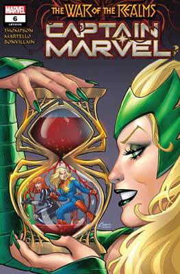 Captain Marvel Vol. 10 (2019-) (Comic Book) #6