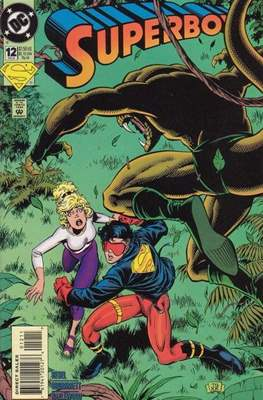 Superboy Vol. 4 #12