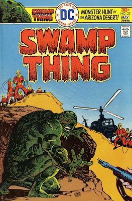 Swamp Thing Vol. 1 (1972-1976) (Comic Book) #22