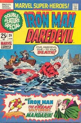 Marvel Super-Heroes (Grapa) #29
