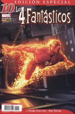 Los 4 Fantásticos Vol. 6. (2006-2007) Edición Especial #10