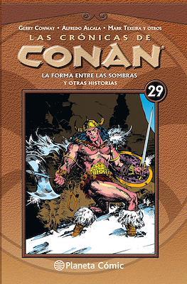 Las Crónicas de Conan (Cartoné 240 pp) #29
