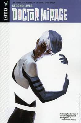 The Death-Defying Doctor Mirage (TPB Softcover 128-112 pp) #2