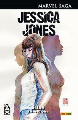 Marvel Saga: Jessica Jones (Cartoné.) #1