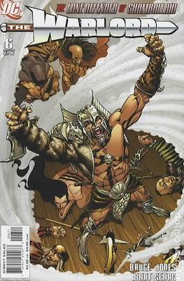 Warlord Vol. 2 (2006-2007) (Grapa) #6