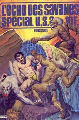 L'Écho des Savanes Spécial USA (Grapa) #21