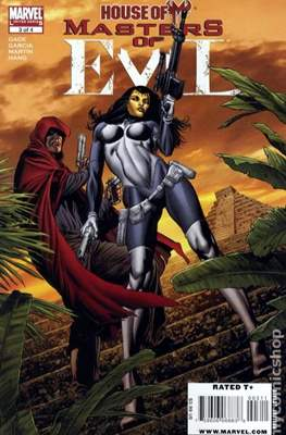 House of M: Masters of Evil (Comic Book) #3