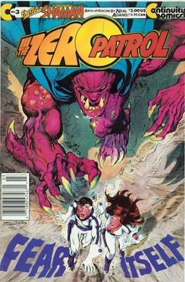The Zero Patrol (Comic Book) #3