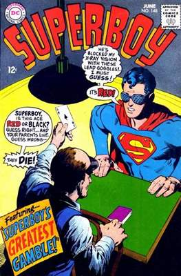 Superboy Vol.1 / Superboy and the Legion of Super-Heroes (Comic Book) #148