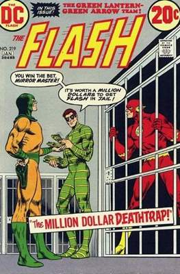 Flash vol. 1 (1959-1985) (Grapa, 32 págs.) #219