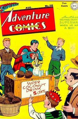 New Comics / New Adventure Comics / Adventure Comics (1935-1983; 2009-2011) (Saddle-Stitched) #119