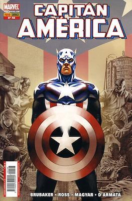 Capitán América Vol. 7 (2005-2011) (Grapa) #46