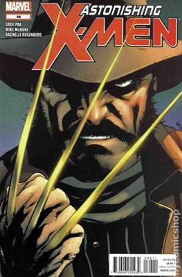 Astonishing X-Men (Vol. 3 2004-2013) (Comic Book) #46