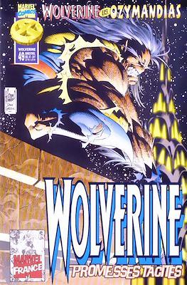 Serval / Wolverine Vol. 1 (Agrafé) #49