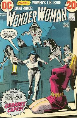 Wonder Woman Vol.1 (Comic Book) #203