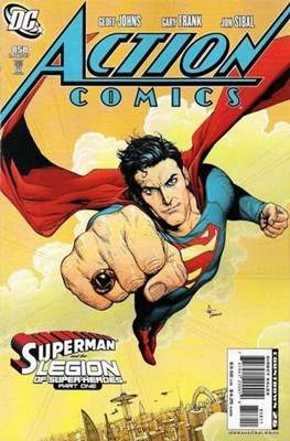 Action Comics Vol. 1 (1938-2011; 2016-) (Comic Book) #858