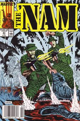 The 'Nam Vol 1 (Comic-book.) #27