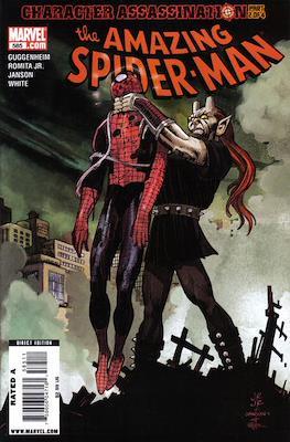 The Amazing Spider-Man Vol. 2 (1999-2014) (Comic-Book) #585
