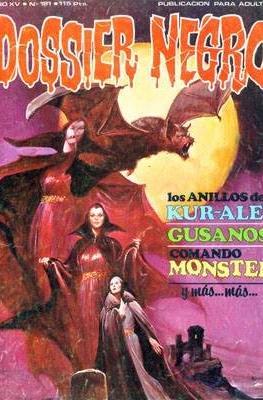 Dossier Negro (Rústica y grapa [1968 - 1988]) #181