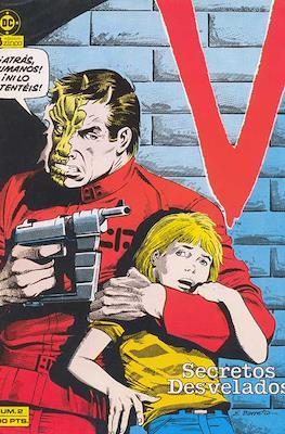 V (Grapa, 36 páginas (1985)) #2