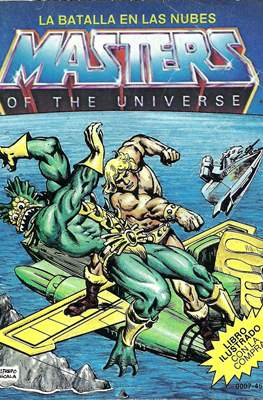Masters of the Universe (Grapas.) #3