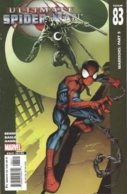 Ultimate Spider-Man (2000-2009; 2011) (Comic-Book) #83