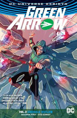 Green Arrow Vol. 6 (2016) (Softcover) #3