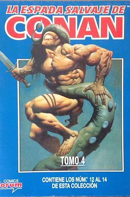 La Espada Salvaje de Conan Vol.3 #4