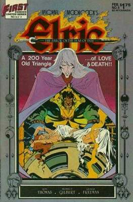 Elric: Sailor on the Seas of Fate (Comic Book) #5