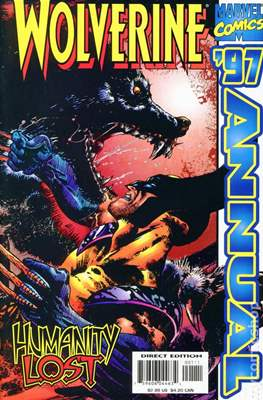 Wolverine Annual Vol. 1 (1995-2001) #3