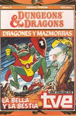 Dungeons and dragons. Dragones y mazmorras #9