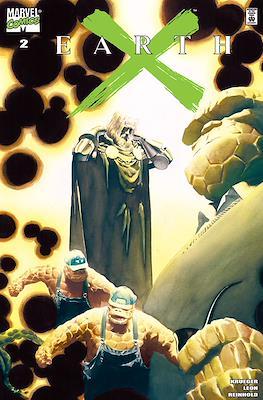 Earth X (Colección Completa) #4