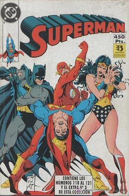 Superman (1984) (Retapado, Tomo rústica) #33
