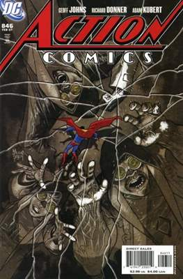 Action Comics Vol. 1 (1938-2011; 2016-) (Comic Book) #846