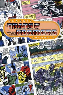 Classic The Transformers (Softcover) #5