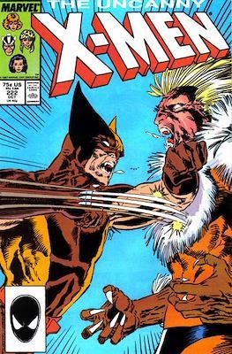 The Uncanny X-Men (1963-2011) (Comic-Book) #222