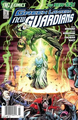 Green Lantern New Guardians (2011-2015) #3