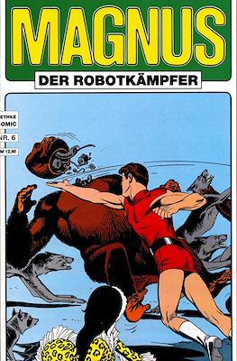 Magnus: Der Robotkämpfer (Softcover. 48 pp) #6